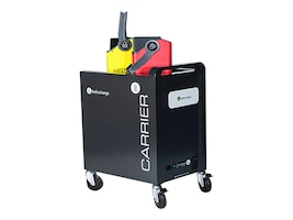 Lock N Charge Carrier 20 Charge Only Cart, 10129, 34348785, Computer Carts