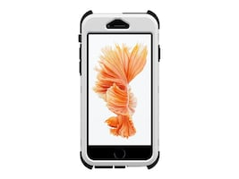 Trident Case Kraken AMS Anti-Microbial Case for iPhone 6 6S, White, KN-API647-WTAMB, 33881166, Carrying Cases - Phones/PDAs
