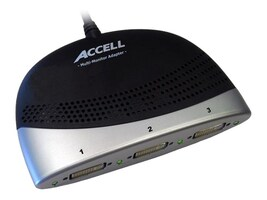Accell K167B-001B Main Image from Left-angle