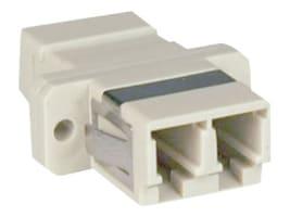 Tripp Lite Fiber Optic Cable Coupler, LC LC, Duplex Multimode, N455-000, 5623080, Cable Accessories