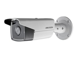 Hikvision 4MP IR Fixed Bullet Network Camera with 2.8mm Lens, DS-2CD2T45FWD-I5 2.8MM, 36852571, Cameras - Security