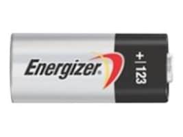 Energizer Specialty Lithium Photo 123 (4-pack), EL123BP-4, 33979753, Batteries - Camera