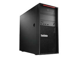 Lenovo ThinkStation P520c 3.6GHz Xeon Windows 10 Pro 64-bit Edition, 30BX002DUS, 35096719, Workstations