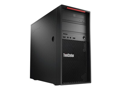 Lenovo ThinkStation P520c 4GHz Xeon Windows 10 Pro 64-bit Edition, 30BX003CUS, 35096823, Workstations