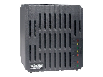 Tripp Lite Line Conditioner with Automatic Voltage Regulation, 120V, 2400W, (6) Outlets, LC2400, 10956, Line Conditioners