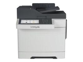 Lexmark CX517de Multifunction Color Laser Printer, 28EC500, 33935304, MultiFunction - Laser (color)