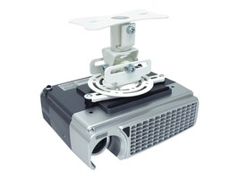 Atdec Universal Ceiling Projector Mount, TAA-Compliant, TH-WH-PJ-FM/TAA, 10450515, Stands & Mounts - Projectors
