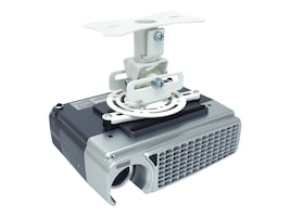 Atdec Universal Ceiling Projector Mount, TAA-Compliant, TH-WH-PJ-FM/TAA, 10450515, Stands & Mounts - AV