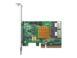 HighPoint RocketRAID 2720SGL PCIe 2.0 6Gbps SAS RAID Controller Card, RR2720SGL, 35201523, RAID Controllers