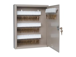 MMF POS Steelmaster Uni-tag Key Cabinet, 80-Key Capacity, 201908003, 31239348, Locks & Security Hardware
