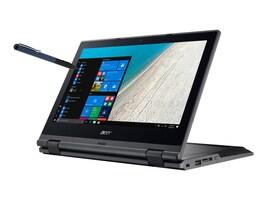 Acer STF TravelMate B118-RN-C6F3 Celeron 1.1GHz 4GB 128GB SSD ac BT WC 4C 11.6 FHD MT W10P64E, NX.VFXAA.007, 35599375, Tablets