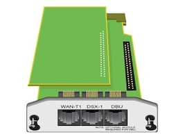 Adtran NetVanta ISDN BRI DBU Plug-In Module, 1200865L1, 400863, ISDN Modems