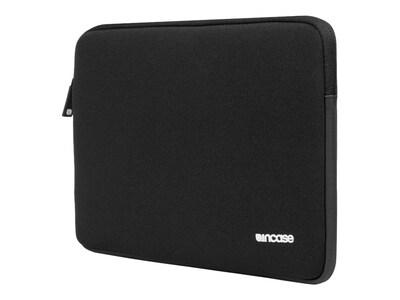 Incipio Incase Ariaprene Classic Sleeve for 13 Macbook, Black, INMB10072-BLK, 34157073, Carrying Cases - Notebook