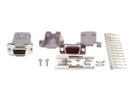 StarTech.com DB-9 Serial Female D-Sub Crimp Connector, C9PCF, 13409745, Cable Accessories