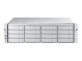 Promise 96TB 3U 16-Bay SAS 12Gb s Dual Controller IOM Expander Subsystem, J5600SDQS6, 32688997, SAN Servers & Arrays