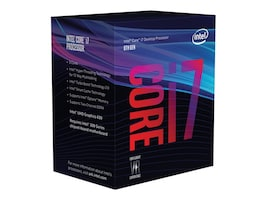 Intel Processor, Core i7-8700 8th Gen, BX80684I78700, 34498231, Processor Upgrades