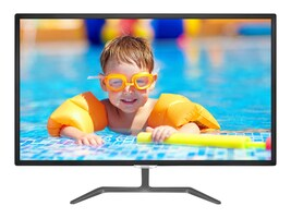 Philips 31.5 323E7QDAB Full HD LED-LCD Monitor, Black, 323E7QDAB, 33417646, Monitors