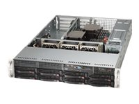 Supermicro SYS-6027B-URF Main Image from Right-angle