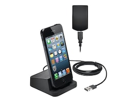 Kensington AbsolutePower Charge and Sync Stand, K39765AM, 15727991, Cellular/PCS Accessories - iPhone