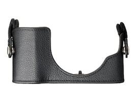 Olympus CS-45B Genuine Leather Body Jacket for E-PL7 Digital Camera, Black, V601066BW000, 17765018, Camera & Camcorder Accessories