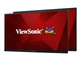 ViewSonic (2) 27 VG2753 Full HD LED-LCD Monitors (Head Only), VG2753_H2, 33586677, Monitors