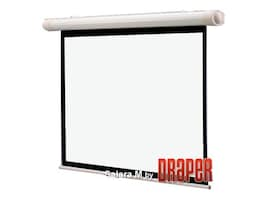 Draper Salara Series M Projection Screen, Matte White, 4:3, 100, 137008, 6043589, Projector Screens
