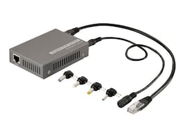 CP Technologies 5-12VDC Gigabit PoE-Plus Splitter, POS-3000, 13203683, PoE Accessories