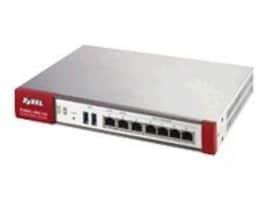 Zyxel ZyWALL USG100 Dual-WAN 5-port Firewall LAN DMZ (Gigabit) Supports 50 IPSec VPNs & 5 SSL VPNs, ZWUSG100, 8685868, Network Firewall/VPN - Hardware