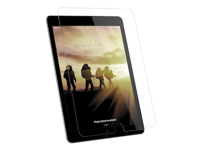 Urban Armor IPAD (2017;9.7 SCREEN) GLASS SCREEN PROTECTOR- RETAIL PACKAGE, IPD17-SP, 35949398, Protective & Dust Covers