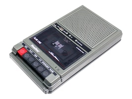 Buhl AV Economical Cassette Recorder, HA-802, 8811377, Voice Recorders & Accessories