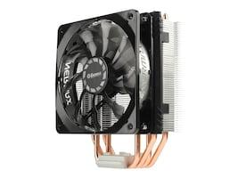 Enermax Side Flow Air CPU Cooler Fan LGA 1151 200W TDP 12cm, ETS-T40F TB, 30660819, Cooling Systems/Fans