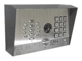 CyberData SIP-enabled h.264 Video Outdoor Intercom with Keypad, 011414, 34177269, VoIP Phones