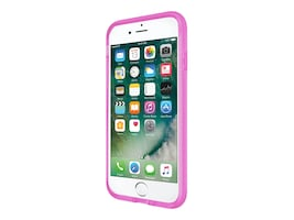 Incipio Octane Shock-Absorbing Co-Molded Case for iPhone 7, Frost Pink, IPH-1469-FPK, 33014062, Carrying Cases - Phones/PDAs