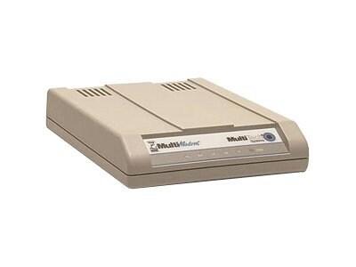 Multitech MultiModem ZDX V.92 Voice Data Fax Modem w AU Accessory Kit, MT5656ZDX-AU, 35642847, Modems