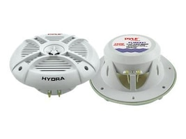 Pyle Marine 6.5in 2-Way Speaker System, PLMRX67, 11447810, Speakers - Audio