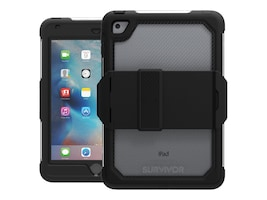 Griffin Survivor Extreme Case for iPad mini 4, Black, GB43283, 34282595, Carrying Cases - Tablets & eReaders
