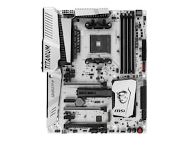 MSI Computer X370 XPOWER GAMING TITANI Main Image from Front