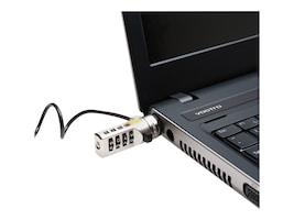 Kensington WordLock Portable Combination Laptop Lock, K64684US, 13657845, Locks & Security Hardware