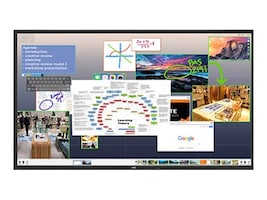 NEC 65 V652 Full HD LED-LCD ThinkHub Display, V652-THS, 34126154, Monitors - Large Format - Touchscreen/POS