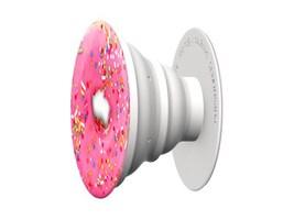PopSockets PopSocket - Pink Donut, 101257, 35368711, Cellular/PCS Accessories