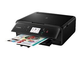 Canon PIXMA TS6020 Wireless Inkjet All-In-One Printer - Black, 1368C002, 33566060, MultiFunction - Ink-Jet