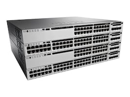 Cisco C1-WSC3850-48XS-S Main Image from Left-angle