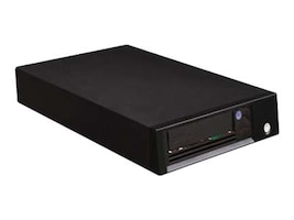 Overland Overland LTO-4 HH SAS External Tape Drive, OV-LTO101005, 9075623, Tape Drives