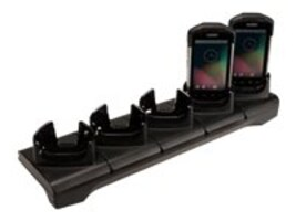 Zebra Symbol 5-Slot Charge Only Share Cradle, CRD-TC7X-SE5C1-01, 32906202, Bar Coding Accessories