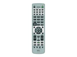 NEC Replacement Remote Control for PA500X, 500U, 550W, 600X Projectors, RMT-PJ33, 12589545, Projector Accessories
