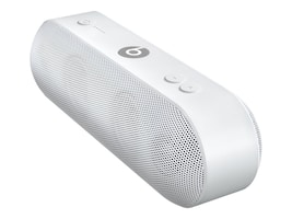 Apple Beats Pill+ Portable Speaker - White, ML4P2LL/A, 33533250, Speakers - Audio