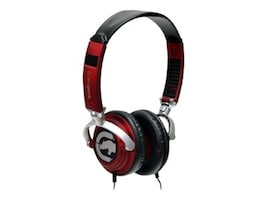 Digipower Ecko Over The Ear Headphones, EKU-MTN-BK, 15778237, Headsets (w/ microphone)
