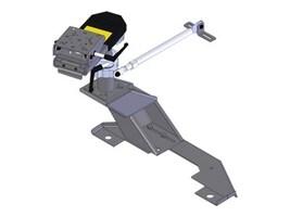 Havis Mounting Package for 2013 Ford Interceptor Police Sedan, PKG-PSM-341, 33147439, Mounting Hardware - Miscellaneous