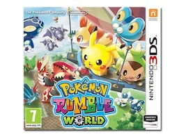 Nintendo Pokemon Rumble World, 3DS, CTRPECFE, 31603007, Video Games