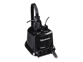 CyberPower Dual USB Power Station, CSP105U, 17344483, Power Converters